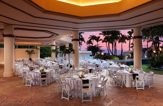 Westin Maui Resort And Spa: Aloha Pavilion Banquet