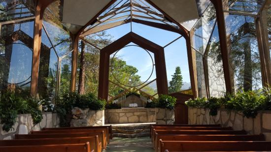 Glass Church / Wayfarers Chapel