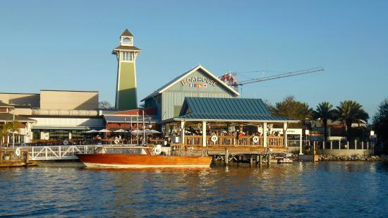 the boathouse at disney springs picture of the boathouse. Black Bedroom Furniture Sets. Home Design Ideas