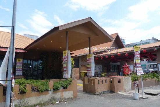Ocean Seafood Village: Isn't it closed?