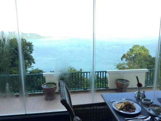 Grand Andaman : ห้องอาหารวิวดีมากคะ