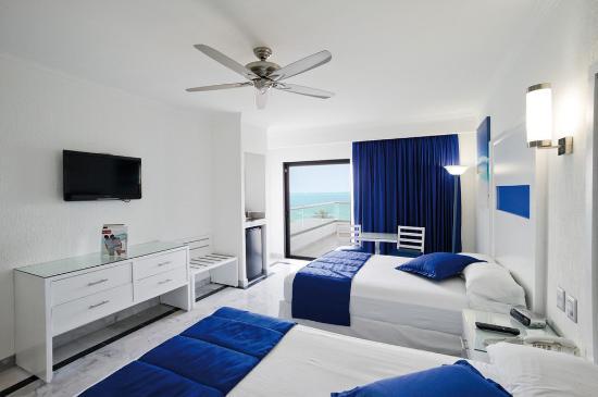 Hotel riu caribe resort canc n mexique voir les for Site pour trouver des hotels