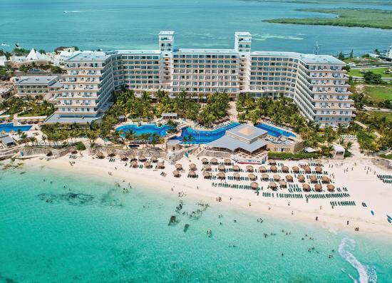Hotel Riu Caribe Updated 2018 Prices Resort All Inclusive Reviews Cancun Mexico Tripadvisor