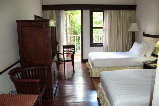 Grand Sunset Angkor Hotel: Terrace Twin