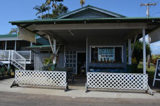 Pepeekeo, ฮาวาย: Low Store