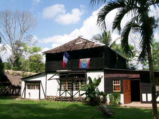 Belize Plantation French B&B