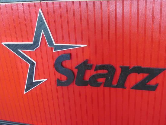 Starz Pizza Photo