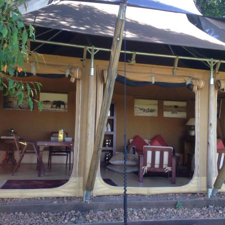 Elephant Pepper C& Luxurious and comfortable tents in the C& & Luxurious and comfortable tents in the Camp - Picture of Elephant ...
