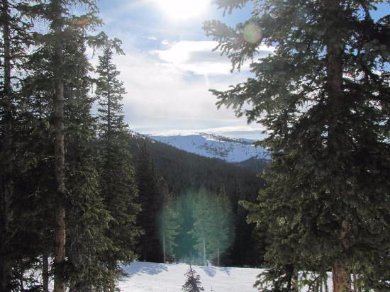 Winter Park Resort: A beautiful view