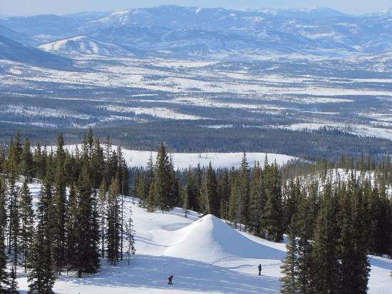 Winter Park Resort: Great panorama