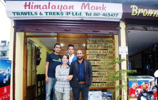 Himalayan Monk Travels & Treks
