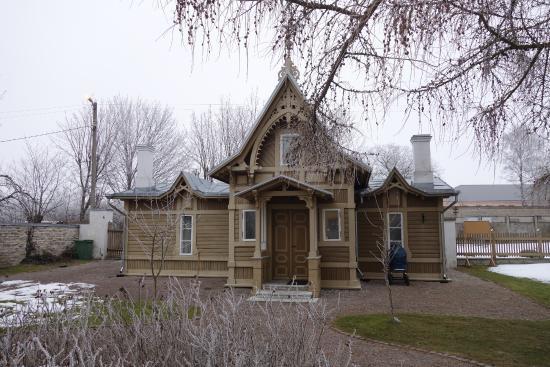Amandus Adamson Studio Museum