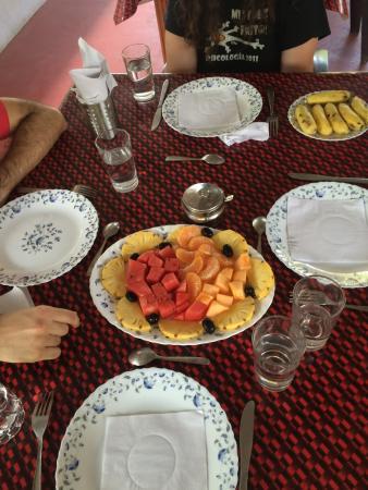 South Canal Holidays : Una parte del desayuno