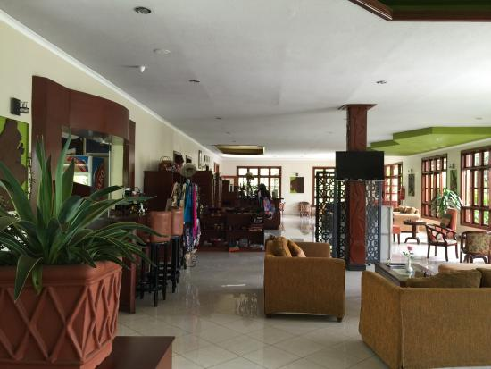 Arusha Planet Lodge: Main building