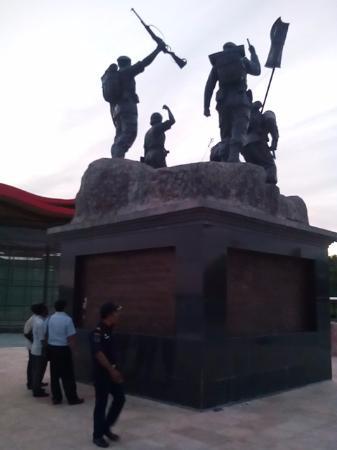 Trikora Monument
