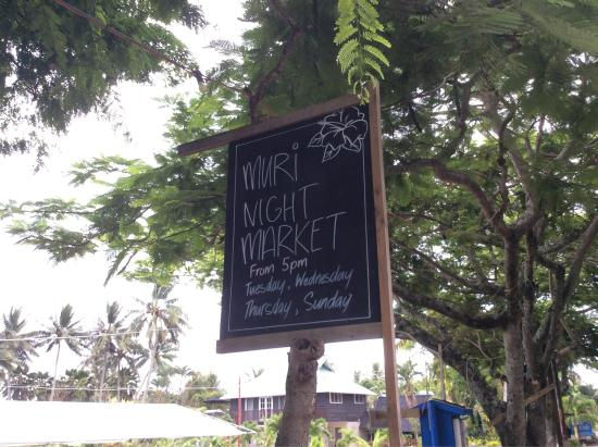 Ngatangiia, Cook Islands: Muri Night Market