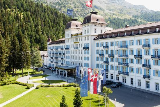 Photo of Kempinski Grand Hotel des Bains St. Moritz St. Moritz