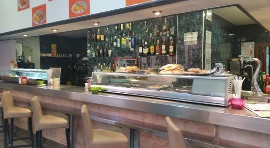 Bar Cafeteria May