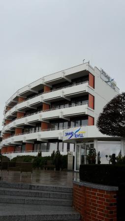 Hotel Strandidyll: Außenansicht