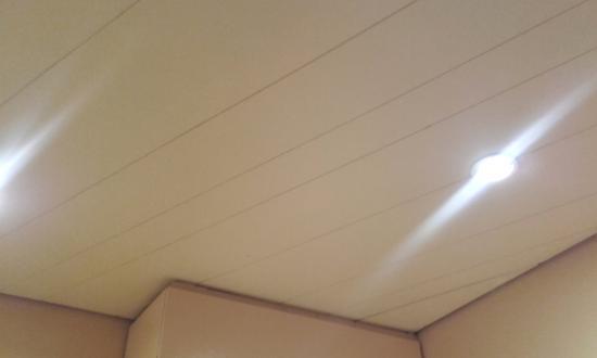 """Belambra Clubs - Le Domaine de Mousquety : En réponse à l'avis du 08/09/2015 """"Bof bof"""" : peinture des plafonds refaite"""