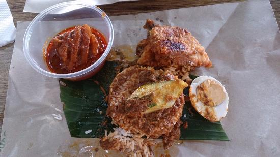 Nasi Kerutuk Daging Special From Dapur Mama Traveller Reviews Kukus Murah Marvellous Tripadvisor