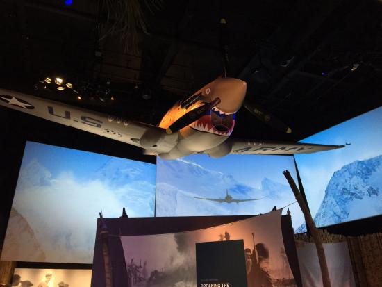 flying tigers picture of the national wwii museum new orleans tripadvisor. Black Bedroom Furniture Sets. Home Design Ideas