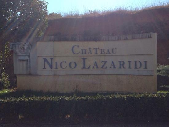 Drama, Hy Lạp: Château Nico Lazaridi Winery