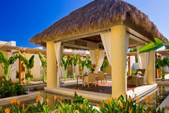 The St. Regis Punta Mita Resort: Remede Spa Lounge