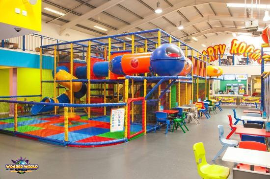 Wonder World Soft Play Falkirk