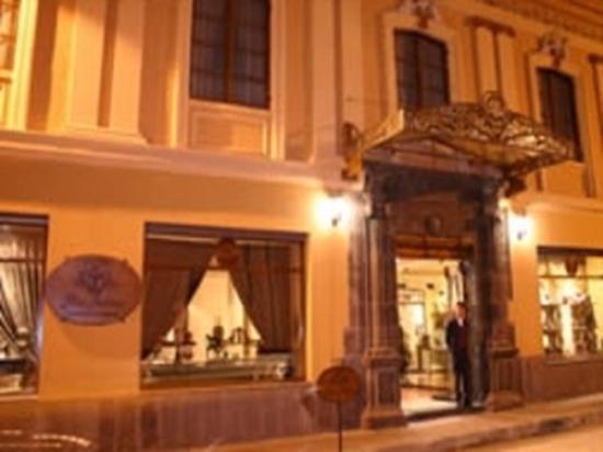 Hotel Patio Andaluz: Exterior