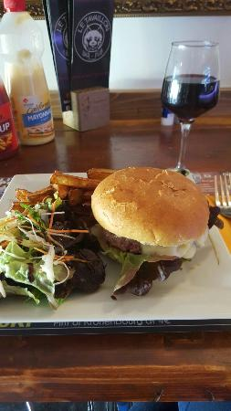 Le TAVAILLON : Tavaillon burger