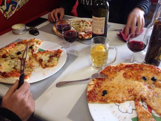La pizz 39 parempuyre omd men om restauranger tripadvisor for Restaurant parempuyre