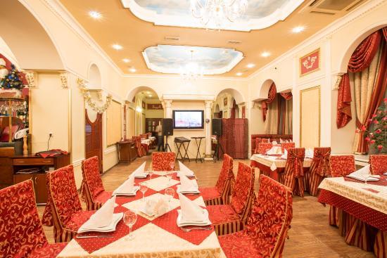 Cafe Restaurant U Adama