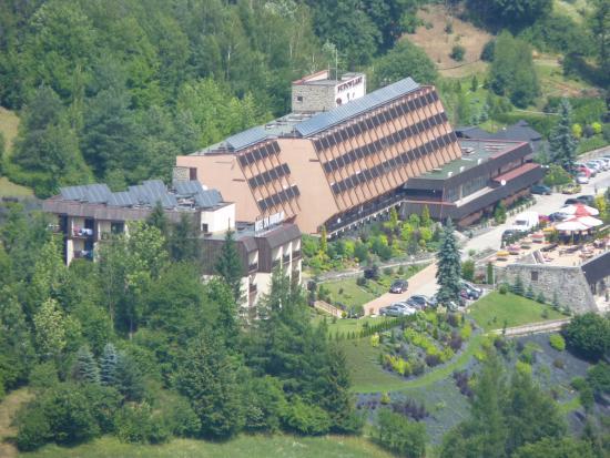 Budowlani: hotel