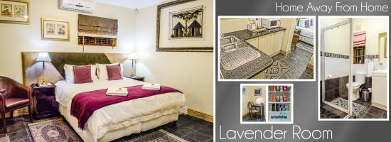 Woodlands Guest House: Lavender Room