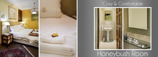 Woodlands Guest House: Honey Bush Room
