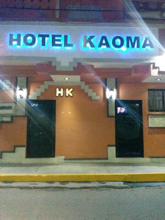 Hotel Kaoma : HK