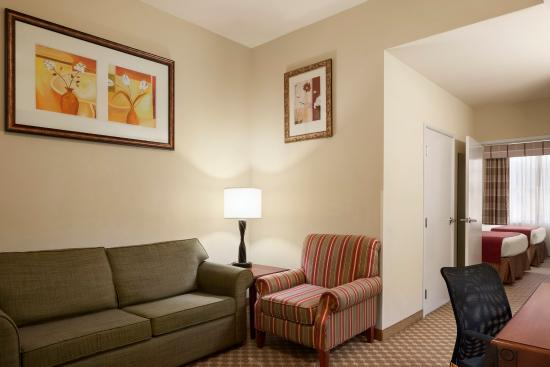 Country Inn & Suites By Carlson, Crestview: Suite