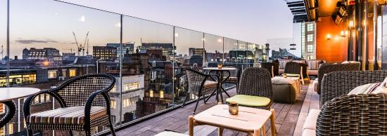 Roof Top Infinity Pool Picture Of King Street Townhouse