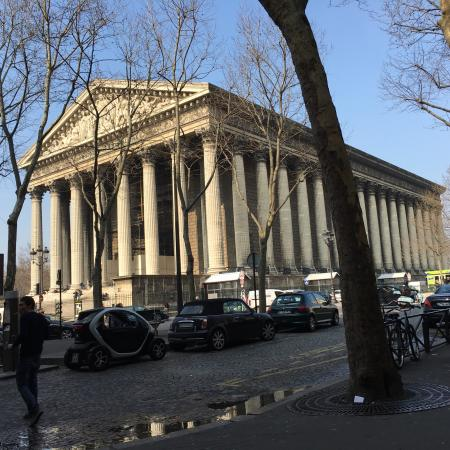 place de la madeleine photo de eglise de la madeleine paris tripadvisor. Black Bedroom Furniture Sets. Home Design Ideas