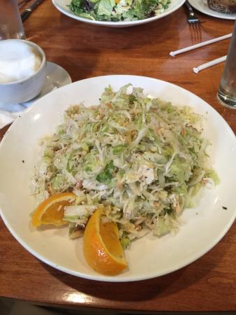Famous Diane Salad from the Green Street restaurant in Pasadena, CA