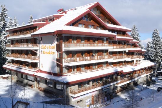 Club hotel Yanakiev Winter