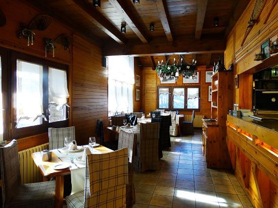 Sol i Neu Club Hermitage.: Borda restaurante