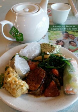 Pine Forest Garden Vegetarian Restaurant