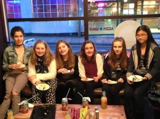 13th Birthday Party at Bliss Cafe