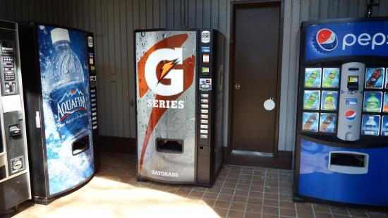 Townsend, TN: Limited vending