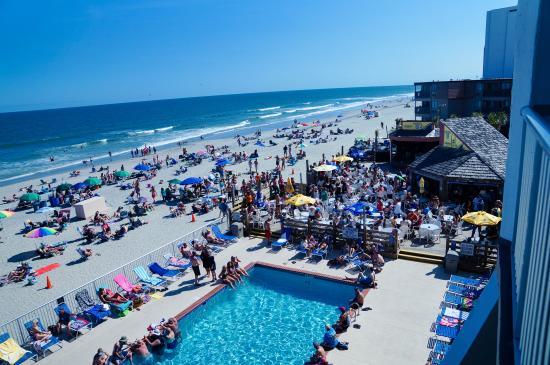 Ocean Annie S Beach Bar Myrtle
