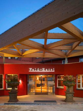 Waldhotel Stuttgart: Außenansicht