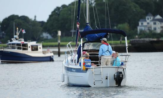 "Summer Wind Charters: Connecticut's ""Affordable Charter Company"""