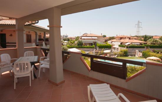 Terrazza Mezzanina - Picture of Follonica Apartments, Follonica ...
